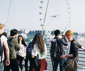 friends and london image