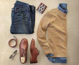 fashion, men fashion, and wear image