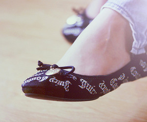 fashion, shoes, and juicy couture image