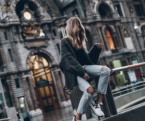 blogger, city, and make up image