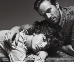 armie hammer, call me by your name, and timothee chalamet image