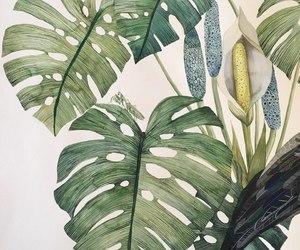 art, drawing, and green image