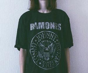 grunge, black, and girl image