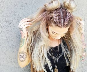 hair, styles, and ideas image