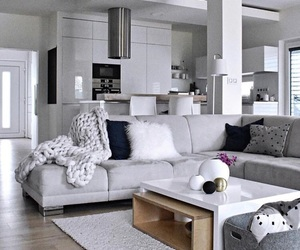 house, white, and perfect image