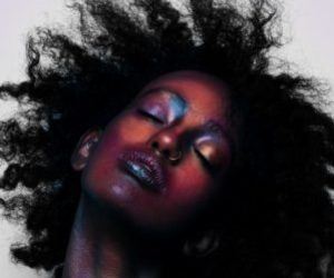 aesthetic, black woman, and beauty image