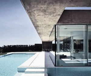 home and pool image
