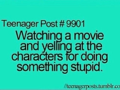 movie, teenager post, and stupid image