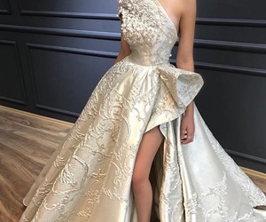 haute couture, style, and fashion image