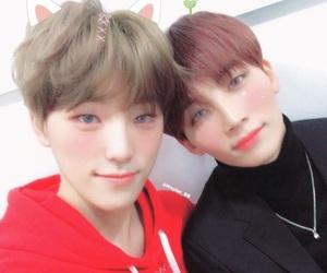 Seventeen, jeonghan, and dino image