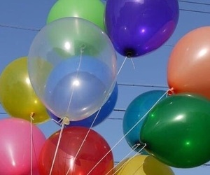 alternative, balloons, and 90s image