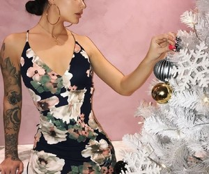 beautiful, body, and christmas image