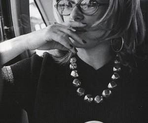 catherine deneuve and cigarette image