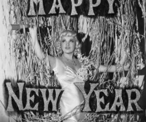 celebrate, retro, and new years image