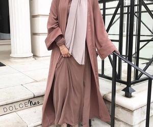 fashion, hijab, and style image
