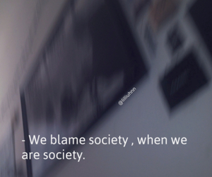 grunge, society, and quotes image