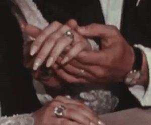 diamond, marriage, and retro image