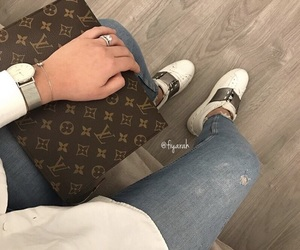 accessories, shoes sneakers, and outfit clothes image
