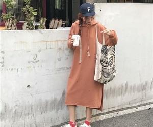 asian fashion, asians, and korean image