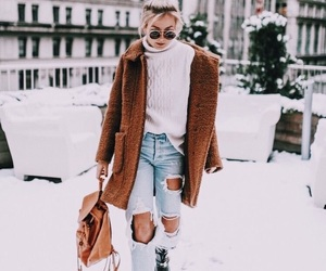 clothes, cold, and december image