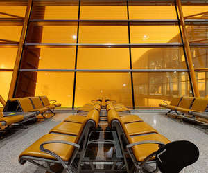 interior design, places, and yellow image