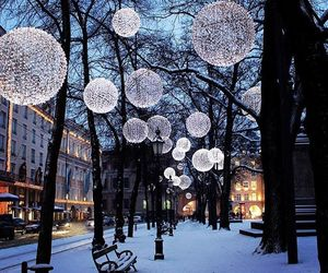 christmas, germany, and munich image