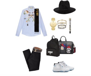 fendi, Louis Vuitton, and Givenchy image
