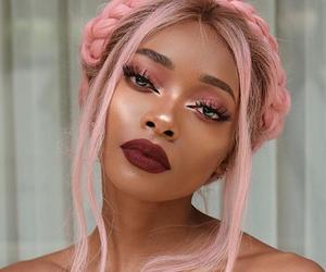 beauty, makeup, and meninas image