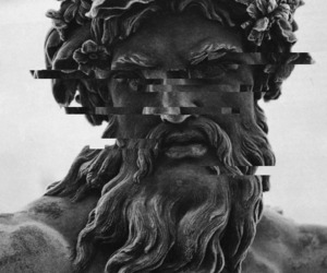 Zeus, art, and sculpture image