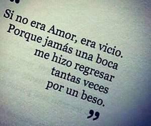 vicio, amor, and amantes image