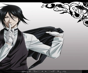 anime, article, and black butler image