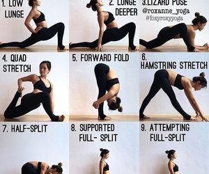 fitness, flexibility, and flexible image