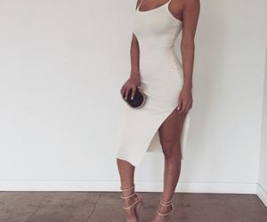 beauty, outfit, and party image