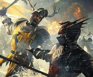 game of thrones, robert baratheon, and targaryen image