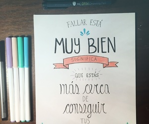 colors, dibujo, and quotes image