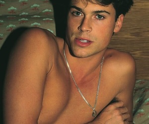 actor, rob lowe, and outsiders image