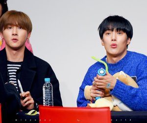 kpop, jooheon, and monsta x image
