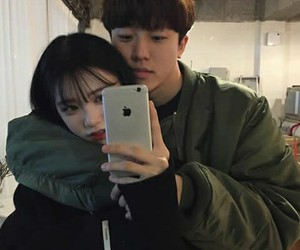 couple, exo, and goals image
