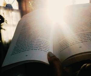 book, escape, and reading image
