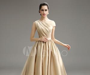 cocktail dress, formal, and Full Skirt image