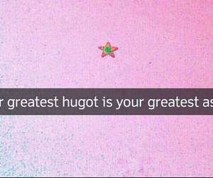 quote, snapchat, and watercolor image