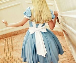 alice, cosplay, and disney image
