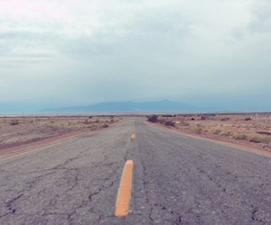 aesthetic, road, and Road Trip image