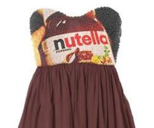 dress and nutella image