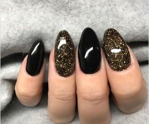 moda, uñas, and nail image