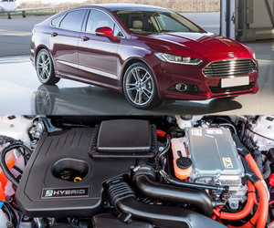 hybrid, co2 emissions, and ford mondeo image