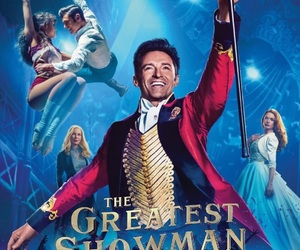 circus, film, and hugh jackman image