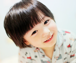 asian, hello baby, and cute image