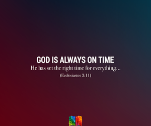god, patience, and spiritual inspiration image