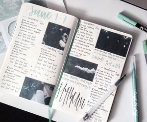 tumblr and bullet journal image